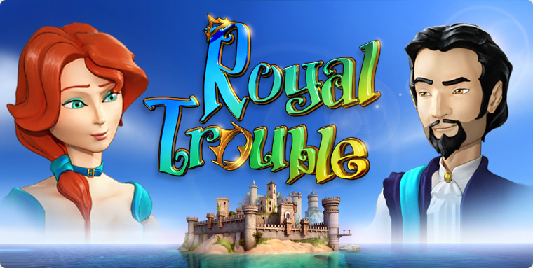 Royal Trouble banner