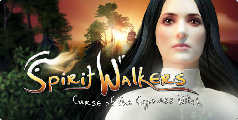 Spirit Walkers: Curse of the Cypress Witch - banner